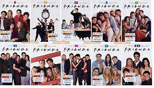 FRIENDS Serie completa da 1 a 10 Cofanetti Singoli (49 DVD) nuovi sigillati ita.