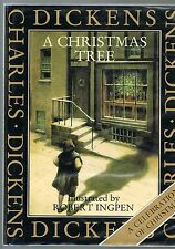 A Christmas Tree by Charles Dickens - illustrated by Robert Ingpen