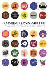 Andrew Lloyd Webber - Unmasked: The Platinum Collection - New 4CD