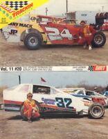 Dirt Trackin' Magazine John St. Germain & Curt Pelt Vol.11 No.20 1990 052118nonr