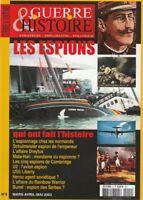 Guerre & Histoire HS n° 9 Hors série 2003 - Les espions qui ont fait l'histoire