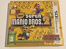 Nuevo Super Mario Bros. 2 (Nintendo 3 DS) UK Juego Nuevo Sellado * Free UK Post *