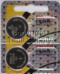 Maxell original 2016 CR 2016 Lithium 3V Battery ( 2 PC )
