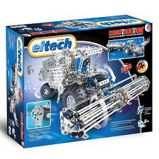 Eitech Metallbaukasten C16 Mähdrescher Traktor und