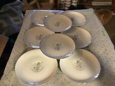 "Creative royal elegance china 6"" saucers"