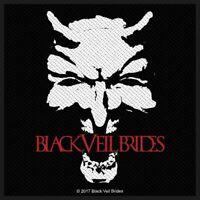 Black Veil Brides Devil Patch Official Metal Rock Band Merch New