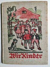 Wir Kinder, Kinderbücher, Fibel, Fibeln, Lesebücher, Schulbücher, Schulbuch,