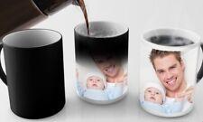 Custom Magic Mug Heat Changing Cup with your Personalize Photo Changing Mug Gift