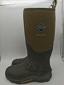 Men's Muck Arctic Sport Wellington Boots Size UK9 EU43