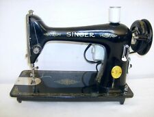 HEAVY DUTY INDUSTRIAL STRENGTH SINGER 66-16 SEWING MACHINE - Denim - Upholstery