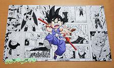 C1824 FREE MAT BAG Dragonball Z Card Games Playmat Large Game Mouse Pad Goku