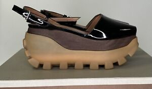Marni Wedge Shoe W/Wood Effect EU35 (Bay2H) RRP$990