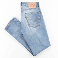 LEVI'S 511 Blue Denim Slim Straight Jeans Mens W31 L30
