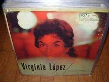 VIRGINIA LOPEZ la voz de la ternura ( world music ) mexico
