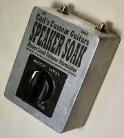 Speaker Soak Attenuator for Vox AC30,AC15,AC15C1,AC15C2,AC30C2,AC30S1,AC10,X amp