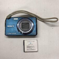 Sony Cybershot DSC-W290 12.1 MP Digital Camera w/Battery