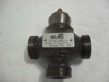 Belimo H513 DN15 KVS 1.6 m3/h 3 Way Globe Valve