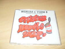 WEBSTAR & YOUNG B- CHICKEN NOODLE SOUP 2 TRACK CD SINGLE