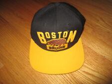 Reebok BOSTON BRUINS Center Ice BEAR (Youth One Size) Cap