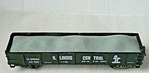 BACHMANN Gondola Sand Car ILLINOIS CENTRAL Rd# IC98044 - HO