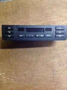 Bmw E46 Heater Air Con Control Panel 13 Button Unit 64116914009