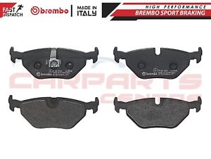 Brembo Rear Brake Pad Set BMW 3 Series E46 1998-2015 ATE Brake System
