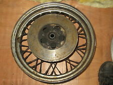 1974 Harley Davidson FLH1200 front or rear wheel with brake rotor
