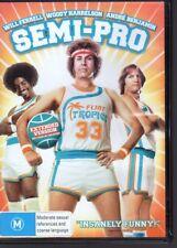 SEMI-PRO - DVD R4 (2008) Will Ferrell  Woody Harrelson LIKE NEW - FREE POST