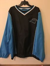 Carolina Panthers NFL Windbreaker Pullover Size XXL New With Tags
