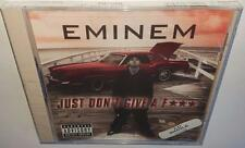 EMINEM JUST DON'T GIVE A F*CK (1998) BRAND NEW SEALED RARE OOP CD SINGLE