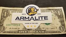 OEM Original Armalite Made in USA Sticker/Decal
