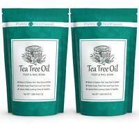 Purely Northwest Tea Tree Oil Foot Soak (2 PACKS)