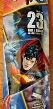 "X Kites 23"" Poly Sky Diamond Kite Superman Super Man"