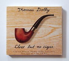 Thomas Dolby - Close But No Cigar CD single (CD1) (Virgin, 1992) Classic Dolby!