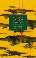 Notes Of A Crocodile (Nyrb Classics), Excellent Condition Book, Myles, Eileen, H
