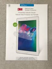 3M Natural View Screen Protector For Apple iPad 2 Includes 1 Screen Protector