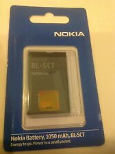 BATTERIA NOKIA ORIGINALE-BL--5CT-C5.00-C6.01-67306303-5220-3720- IN BLISTER
