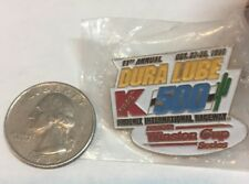 Dura Lube K Mart 500 Phoenix Int 10/25/98 Won By Rusty Wallace Nascar Pin