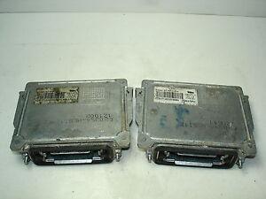 OEM 2007 to 2012 GMC Acadia Xenon HID Ballast Control Unit Computer Module Box