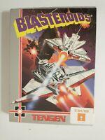 Blasteroids C64 Commodore 64 Box and Disk
