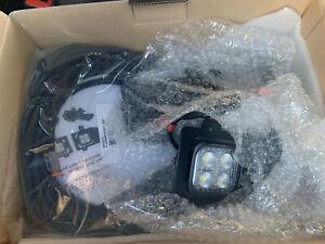 VisionX LED Lights Flush Mount  Reverse Rear Bumper Fits Jeep Gladiator 2020+