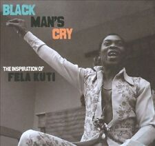 Black Man's Cry: The Inspiration Of Fela Kuti by Various Artists CD NEW
