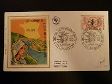FRANCE PREMIER JOUR FDC YVERT 2001   ST BARTHELEMY   1,10F  ST BARTHELEMY  1978