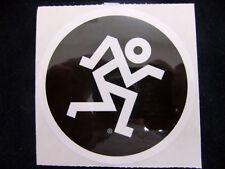 Mackie Pro Audio Mackie Man Decal Case Bumper Sticker
