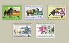 Hungary 1991. Animals / Zoo garden wonderful set MNH (**)