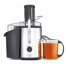 BELLA 13694 High Power Juice Extractor, Stainless Steel , New, Free Shipping