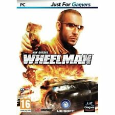 JEU PC VIN DIESEL WHEELMAN COURSES AUTOMOBILES POURSUITES WINDOWS XP/VISTA/7