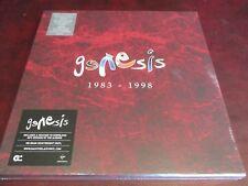 GENESIS 83-98 180 GRAM 1/2 SPEED TREMENDOUSLY LIMITED RARE SEALED 4 LP BOX SET