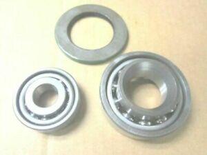 46 47 48 49 50 51 52 53 54 Chevrolet Front Wheel Bearings + Seal BALL BEARINGS