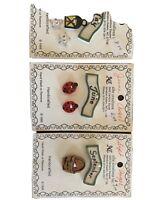 Cross Stitch Buttons